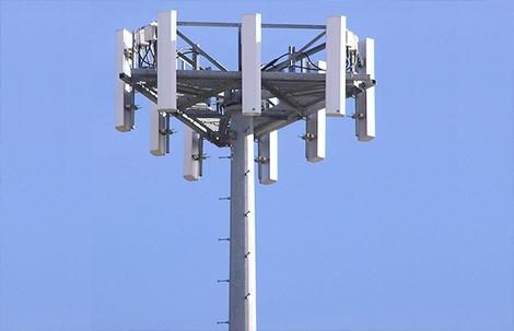 Mono Pole Tower
