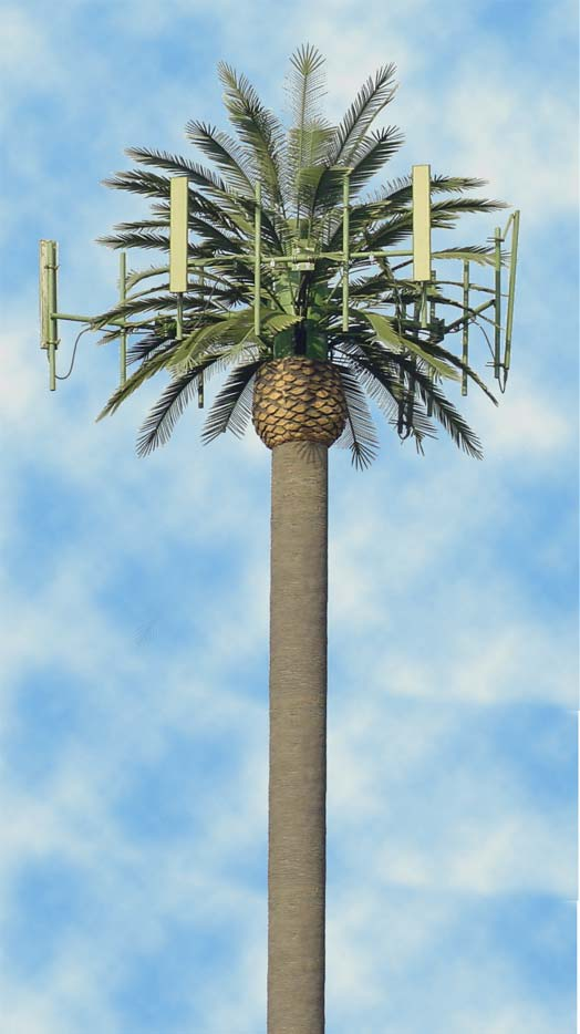 Mono Palm Tower
